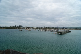 Pier and Harbour in Apollo Bay