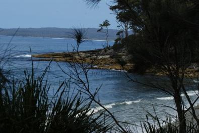 Plantation point, Jervis Bay