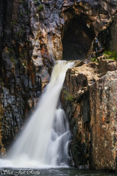 Nethercote falls near Eden