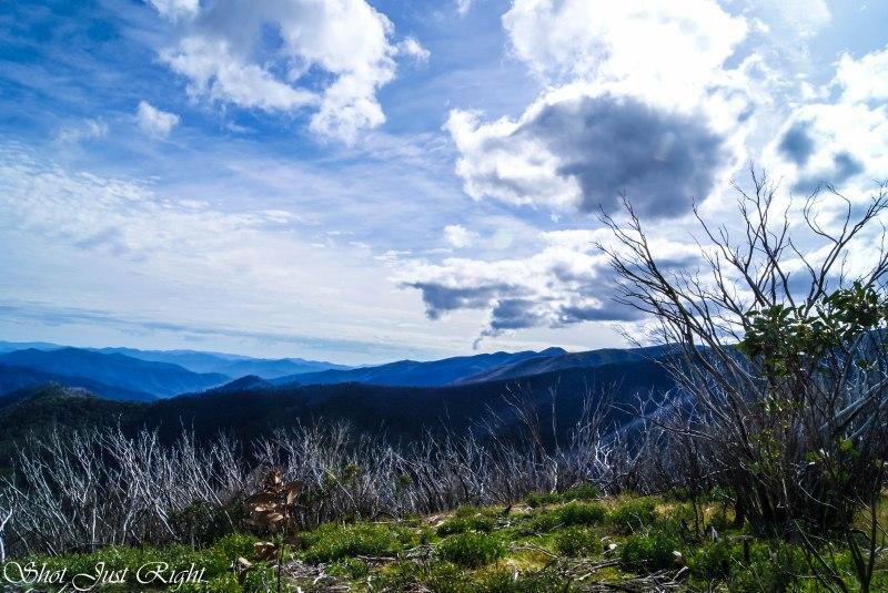 Danny's Lookout, Mt Hotham