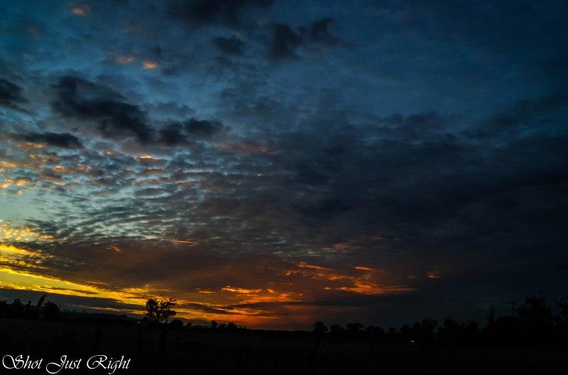 Sunset from Denmark Road