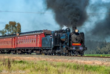 Echuca 150th Anniversary of Railway travel