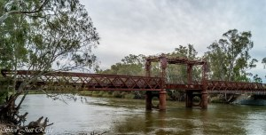 Old Bridge at Tocumwal