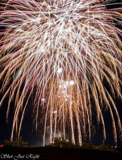 More Fireworks from Easter